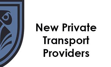 New Private Transport Providers