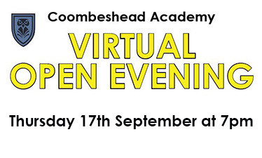 Welcome to our Virtual Open Day