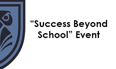 Success Beyond School