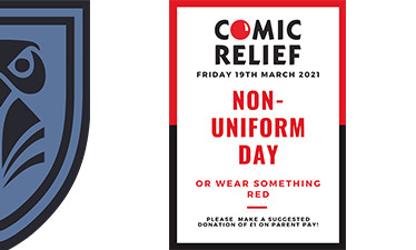 Red Nose Day - Friday 19th March 2021