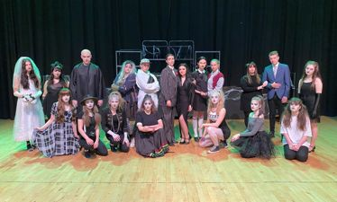 Fantastic performance of The Addams Family Musical!